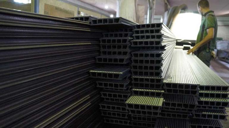 Производство палубной доски